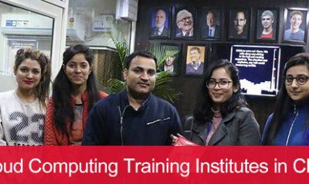 5 Best Cloud Computing Training Institutes in Chandigarh