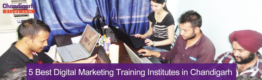 5 Best Digital Marketing Course Course in PanchKula