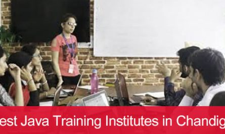5 Best Java Training Institutes in Chandigarh