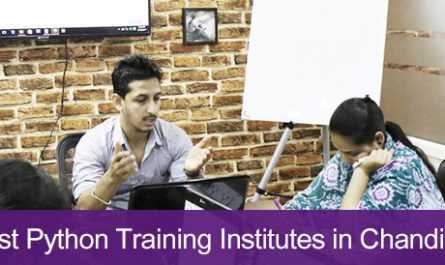 5 Best Python Training Institutes in Chandigarh