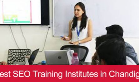 5 Best SEO Training Institutes in Chandigarh