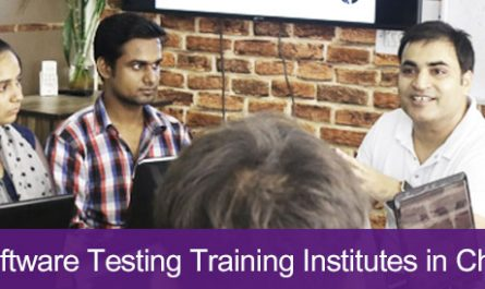 5 Best Software Testing Training Institutes in Chandigarh