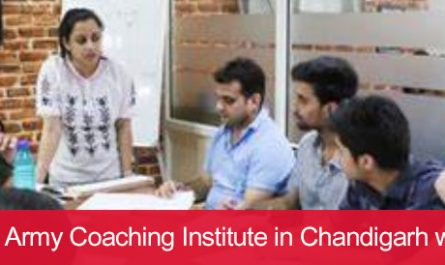 5 Best Territorial Army Coaching Institute in Chandigarh with Fees Details