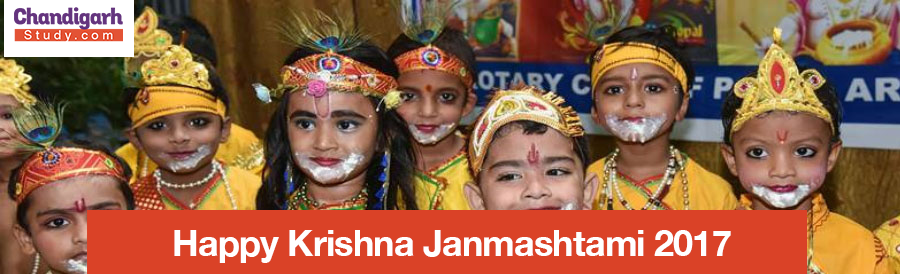 Happy Krishna Janmashtami 2017