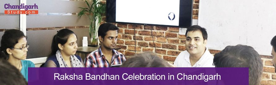 Raksha Bandhan Celebration in Chandigarh