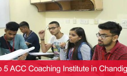 Top 5 ACC Coaching Institute in Chandigarh
