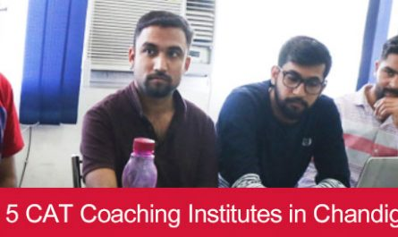 Top 5 CAT Coaching Institutes in Chandigarh