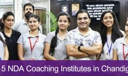 Top 5 NDA Coaching Institutes in Chandigarh