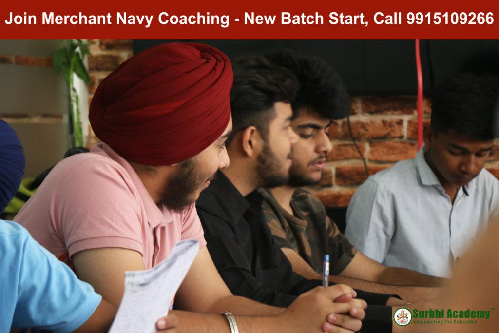 Merchant Navy Coaching Institute in Chandigarh