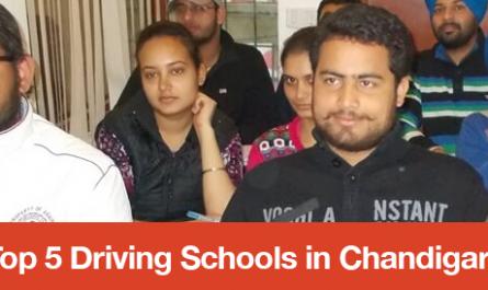 Top 5 Driving Schools in Chandigarh
