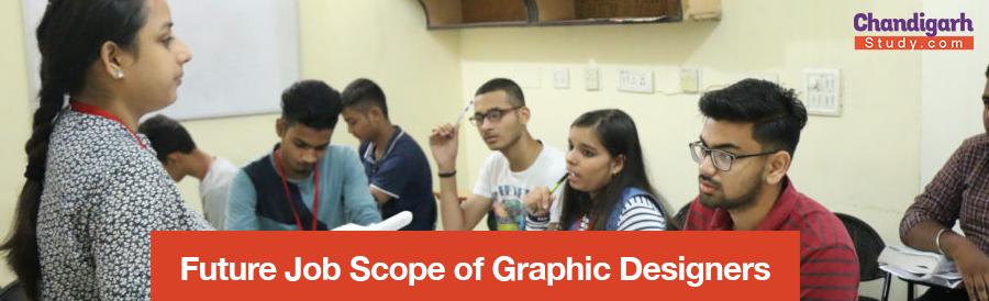 Future Job Scope of Graphic Designers