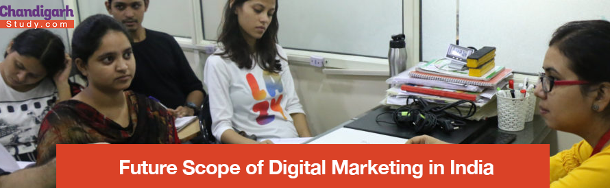 Future Scope of Digital Marketing in India