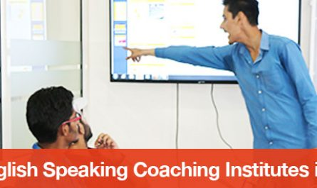 Top 5 English Speaking Coaching Institutes in Chandigarh