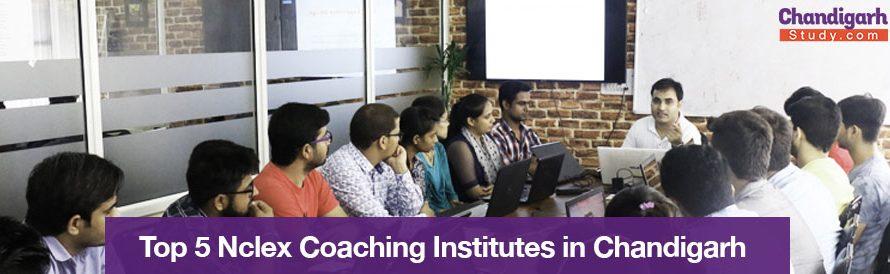 Top 5 Nclex Coaching Institutes in Chandigarh