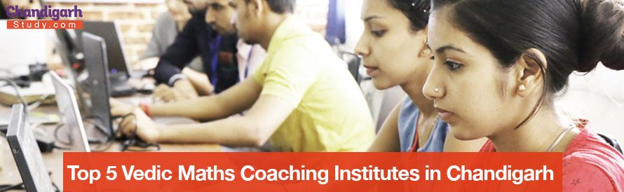 Top 5 Vedic Maths Coaching Institutes in Chandigarh
