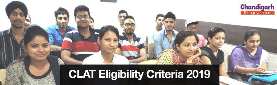 CLAT Eligibility Criteria 2020