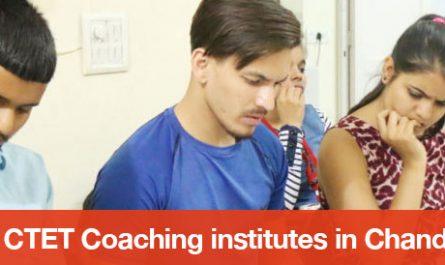 Top 5 CTET Coaching institutes in Chandigarh