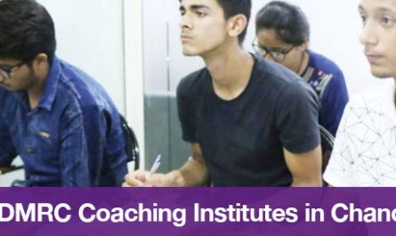Top 5 DMRC Coaching Institutes in Chandigarh