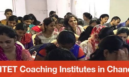 Top 5 HTET Coaching Institutes in Chandigarh