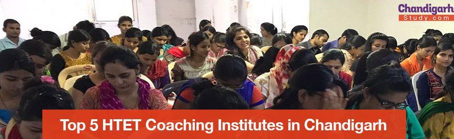 Top 5 HTET Coaching Institutes in Chandigarh
