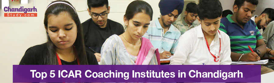 Top 5 ICAR Coaching Institutes in Chandigarh
