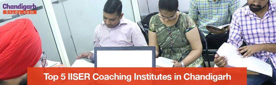 Top 5 IISER Coaching Institutes in Chandigarh
