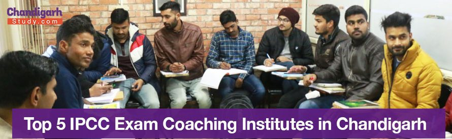 Top 5 IPCC Exam Coaching Institutes in Chandigarh