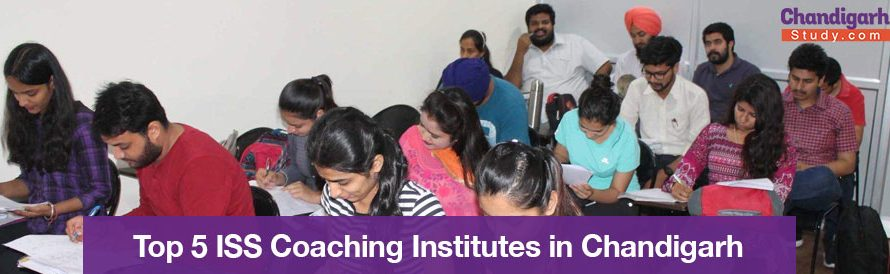 Top 5 ISS  Coaching Institutes in Chandigarh