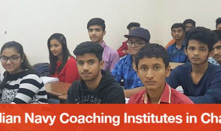 Top 5 Indian Navy Coaching Institutes in Chandigarh