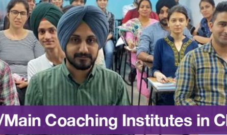 Top 5 JEE/Main Coaching Institutes in Chandigarh