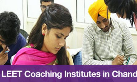 Top 5 LEET Coaching Institutes in Chandigarh