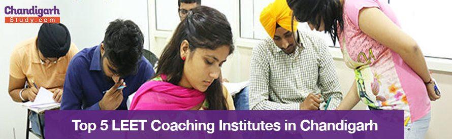 Top 5 LEET Coaching Institutes in Chandigarh