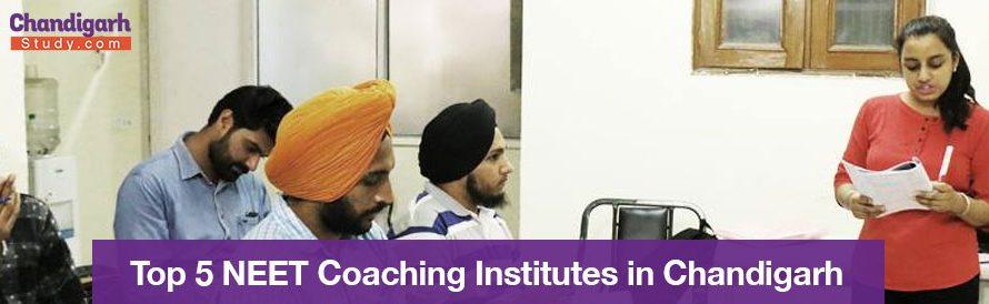 Top 5 NEET Coaching Institutes in Chandigarh