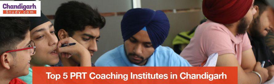 Top 5 PRT Coaching Institutes in Chandigarh