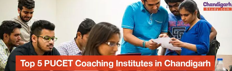Top 5 PU CET Coaching Institutes in Chandigarh
