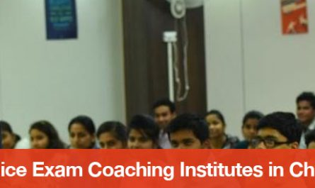 Top 5 Police Exam Coaching Institutes in Chandigarh