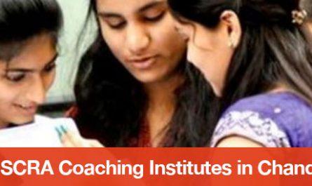 Top 5 SCRA Coaching Institutes in Chandigarh