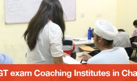 Top 5 TGT exam Coaching Institutes in Chandigarh