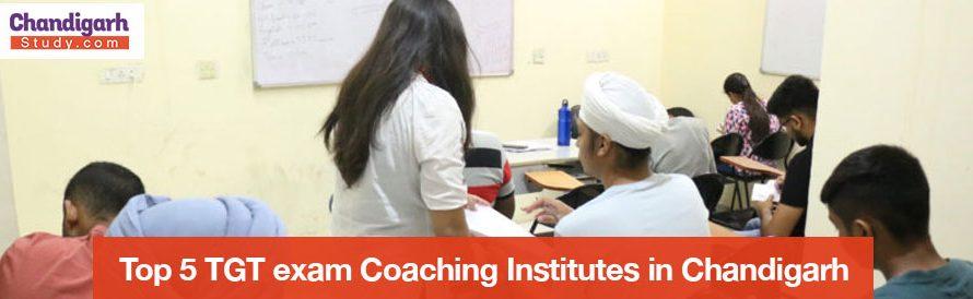 Top 5 TGT exam Coaching Institutes in Chandigarh