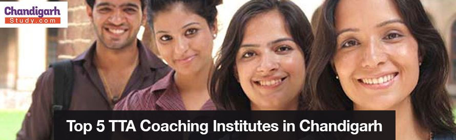 Top 5 TTA Coaching Institutes in Chandigarh