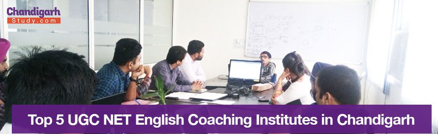 Top 5 UGC NET English Coaching Institutes in Chandigarh