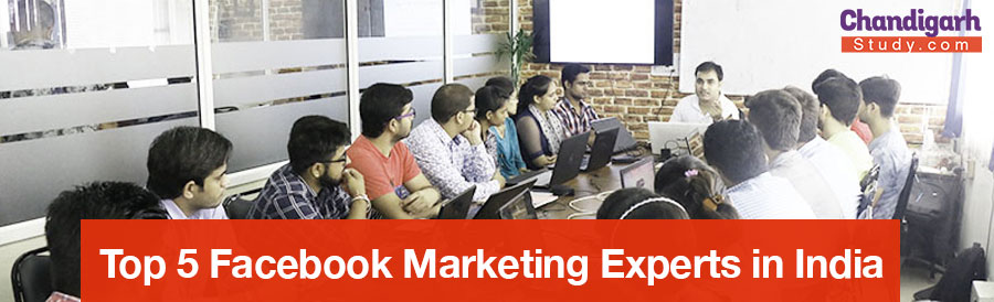 Top 5 Facebook Marketing Experts in India