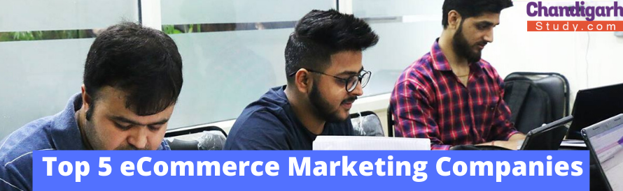 Top 5 eCommerce Marketing Companies in India