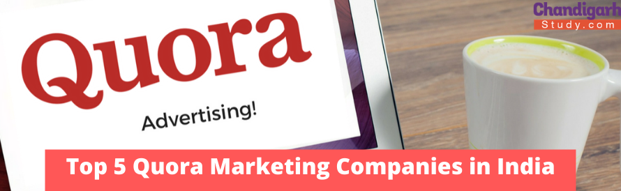 Top 5 Quora Marketing Companies in India
