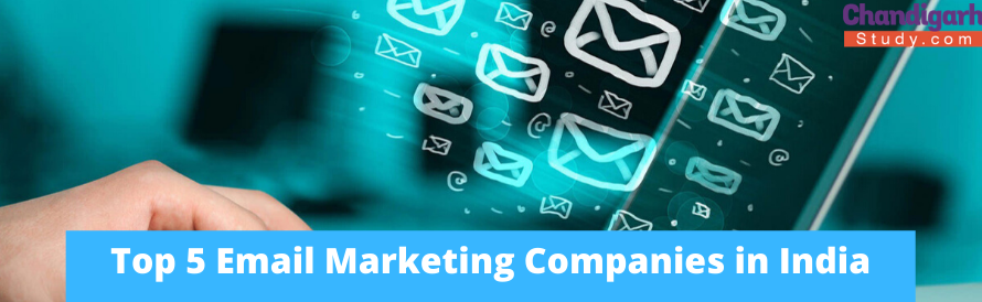 Top 5 Email Marketing Companies in India