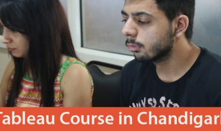 Tableau Course in Chandigarh