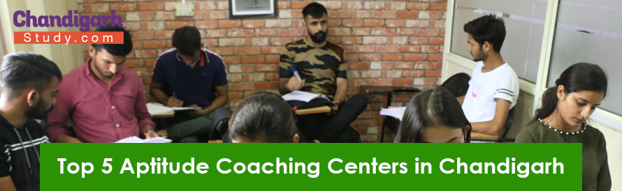 Top 5 Aptitude Coaching Centers in Chandigarh