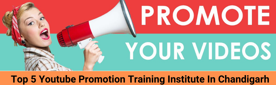 Top 5 Youtube Promotion Training Institute In Chandigarh