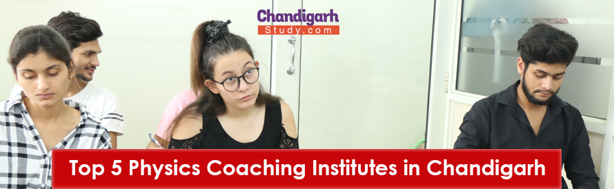 Top 5 Physics Coaching Institutes in Chandigarh