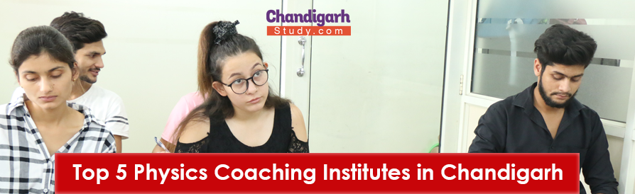 Top 5 Physics Coaching Institues in Chandigarh
